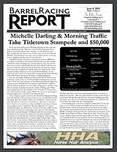 Download the Barrel Racing Report